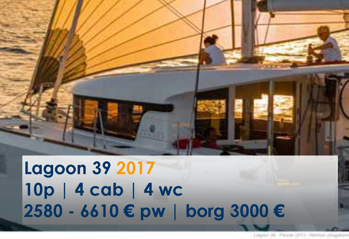 Charter Lagoon 39 | from Rhodes | huur een Lagoon 400 vanaf Rhodes | Sail in Greece Rhodes | sail-in-greece.net