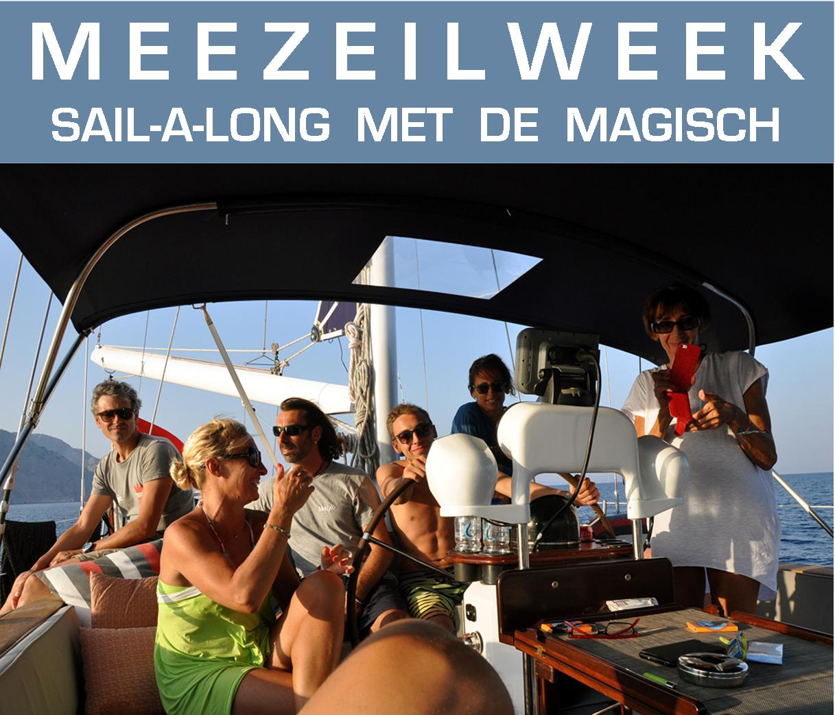 Mee zeilen met de Magisch | Sail-a-long with the Magisch | Sail in Greece Rhodes | sail-in-greece.net