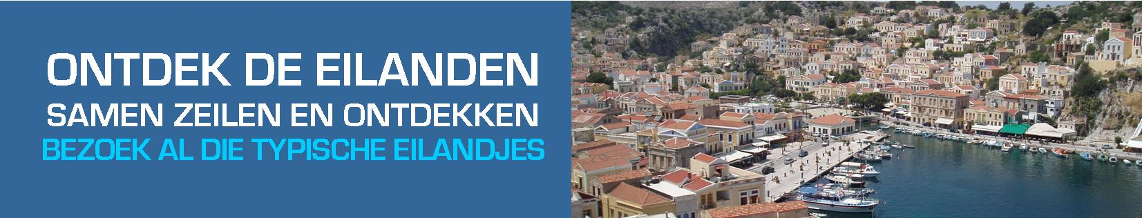 ontdek de eilanden |  Rhodes - Sail in Greece | www.sail-in-greece.net