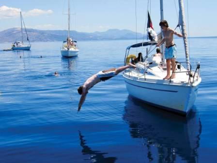 Dagzeil excursie vanaf Rhodos | Daysail excursion from Rhodes | Sail in Greece Rhodes | sail-in-greece.net